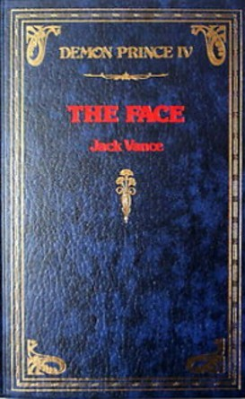 The Face by Jack Vance, Randy Broecker
