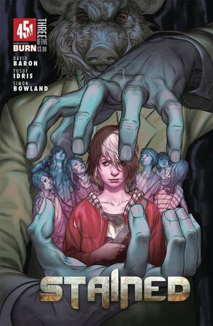 Stained #3 (Stained, #3) by Yusuf Idris, David Baron