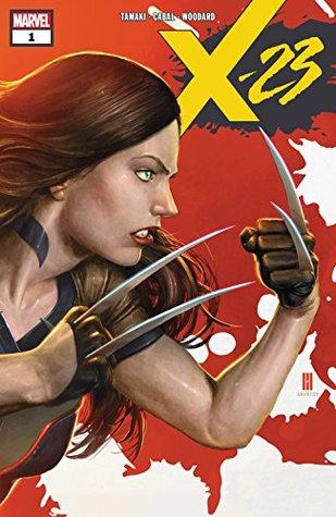 X-23 (2018-) #1 by Mike Choi, Juann Cabal, Mariko Tamaki