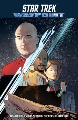 Star Trek: Waypoint by Cecil Castellucci, Dayton Ward, Sam Maggs