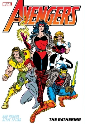 Avengers: The Gathering Omnibus Hc by Glenn Herdling, Bob Harras, Len Kaminski