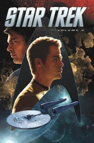 Star Trek: Ongoing, Volume 2 by Joe Corroney, Joe Phillips, Mike Johnson