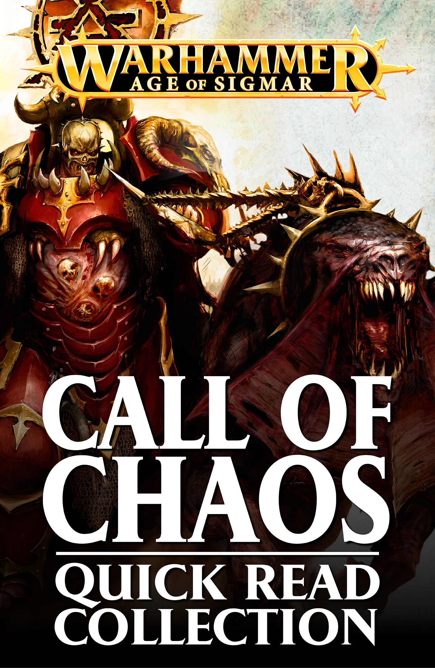Call of Chaos Quick Read Collection: Age of Sigmar by