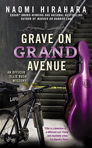 Grave on Grand Avenue by Naomi Hirahara