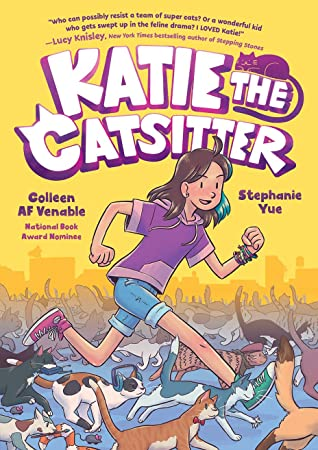 Katie the Catsitter by Colleen A.F. Venable
