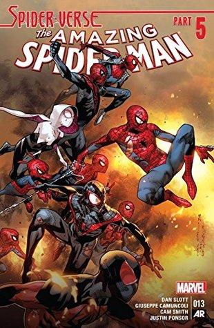 Amazing Spider-Man (2014-2015) #13 by Olivier Coipel, Dan Slott, Giuseppe Camuncoli