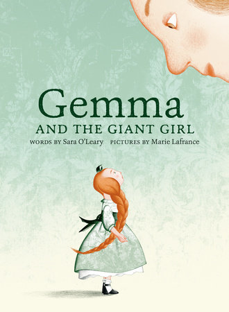 Gemma and the Giant Girl by Sara O'Leary book cover