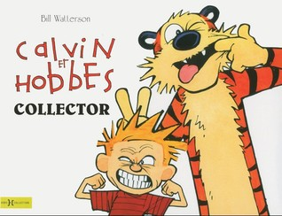 Calvin et Hobbes collector by Bill Patterson