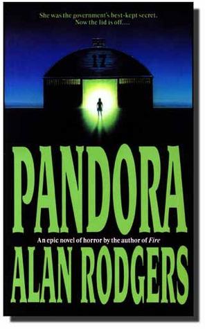 Pandora by Alan Rodgers