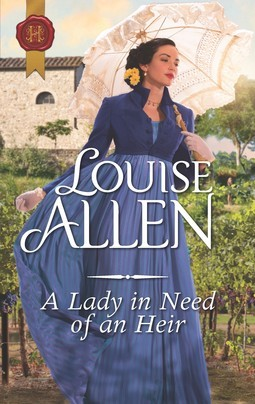 A Lady in Need of an Heir by Louise Allen