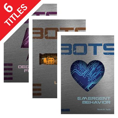 Bots (Set) by Nicole M. Taylor