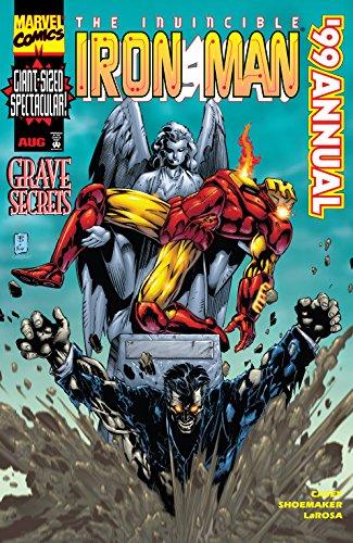 Iron Man Annual 1999 by Joe Casey, Kurt Busiek