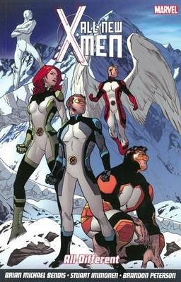 All-New X-Men, Vol. 4: All-Different by Brian Michael Bendis, Stuart Immonen, Brandon Peterson