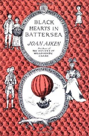 Black Hearts in Battersea by Edward Gorey, Joan Aiken