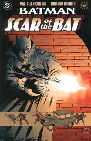 Batman: Scar of the Bat by Eduardo Barreto, Max Allan Collins