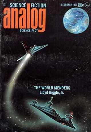 Analog Science Fiction and Fact, February 1971 by Lloyd Biggle Jr., Jack Wodhams, Christopher Anvil, R.S. Richardson, Joseph Green, John W. Campbell Jr., Howard L. Myers