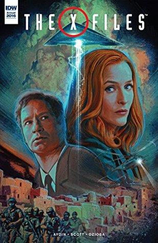 The X-Files Annual 2016 by Carlos Valenzuela, Andrew Aydin, Greg Scott