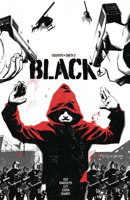 Black Volume 1 by Kwanza Osajyefo
