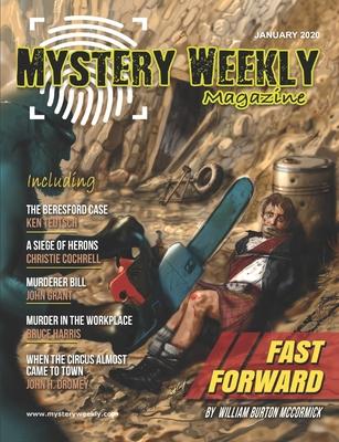 Mystery Weekly Magazine: January 2020 by John H. Dromey, Ken Teutsch, Christie Cochrell