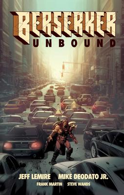 Berserker Unbound Volume 1 by Jeff Lemire