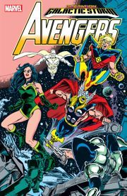 Avengers: Galactic Storm, Vol. 1 by Mark Gruenwald, Steve Epting, Dave Ross, Bob Harras, Greg Capullo, Len Kaminski, Jeff Johnson