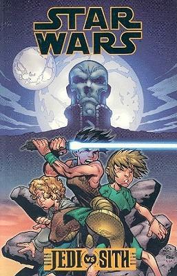 Jedi vs. Sith by Ramón F. Bachs, Darko Macan, Raúl Fernández