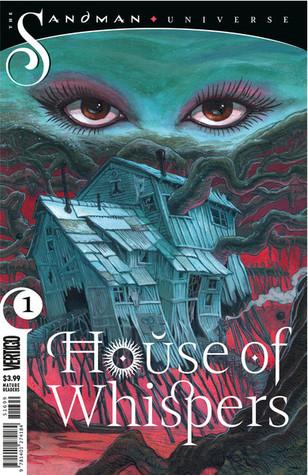 House of Whispers #1 by John Rauch, Sean Murray, Maika Sozo, Aneke, Nalo Hopkinson, Dominike Stanton