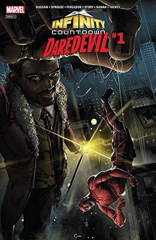 Infinity Countdown: Daredevil #1 by Chris Sprouse, Clayton Crain, Phil Noto, Gerry Duggan, Lee Ferguson