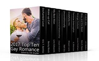 2017 Top Ten Gay Romance by Nell Iris, Becky Black, J.D. Walker, Kris T. Bethke, J.M. Snyder, Shawn Lane, Jessie Pinkham, J.L. Merrow, Rick R. Reed, Casper Graham