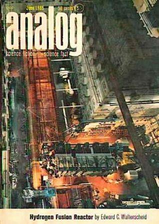 Analog Science Fiction and Fact, 1965 June by Christopher Anvil, Randall Garrett, Edward C. Walterscheid, Frank Herbert, John W. Campbell Jr., Wallace West