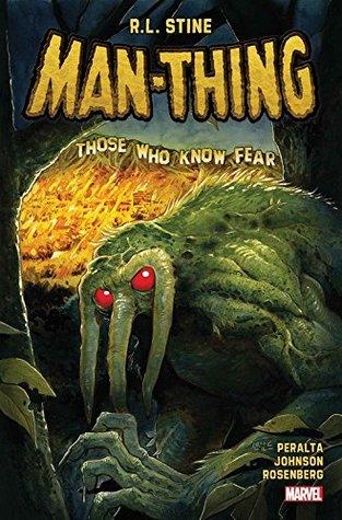 Man-Thing by Kate Niemczyk, R.L. Stine, German Peralta, Daniel Warren Johnson, Christopher Mitten