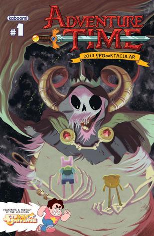 Adventure Time: 2013 Spooktacular by Frazer Irving, Kevin Church, Jay Hosler, Jen Vaughn, Bryce Carlson, Jones Wiedle