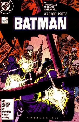 Batman (1940-2011) #406 by Frank Miller