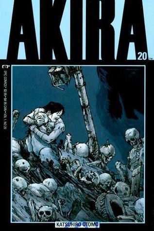 Akira, #20: Revelations by Katsuhiro Otomo