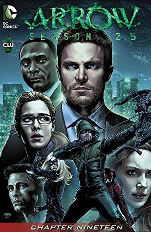 Arrow: Season 2.5 (2014-) #19 by Joe Bennett, Marc Guggenheim