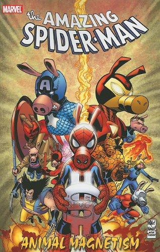 Spider-Man: Animal Magnetism by Joseph J. Suitor, Jacob Chabot, Tom DeFalco, Stuart Moore, Adam DeKraker, Tom Peyer, Mark Brooks, J. Michael Straczynski
