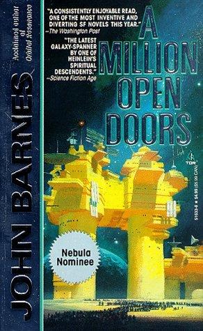 A Million Open Doors by John Barnes