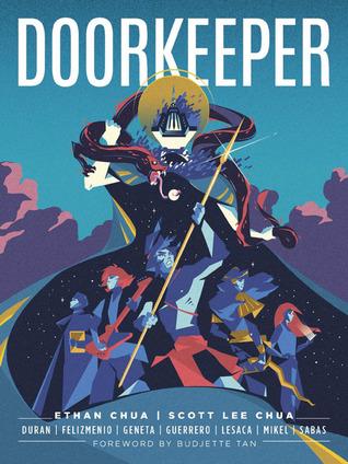 Doorkeeper: A Graphic Novel by Budjette Tan, Ethan Chua, Scott Lee Chua