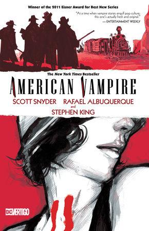 American Vampire, Volume 1 by Scott Snyder