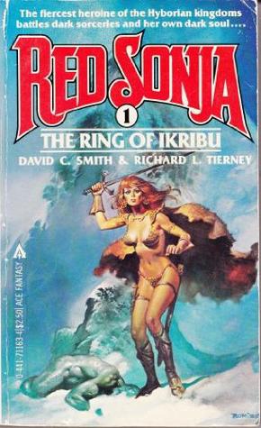 The Ring of Ikribu by David C. Smith, Richard L. Tierney