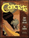Concrete: The Complete Short Stories, 1990-1995 by Paul Chadwick