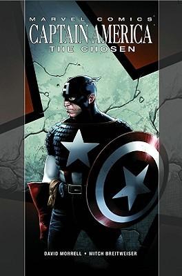 Captain America: The Chosen by David Morrell, Mitch Breitweiser