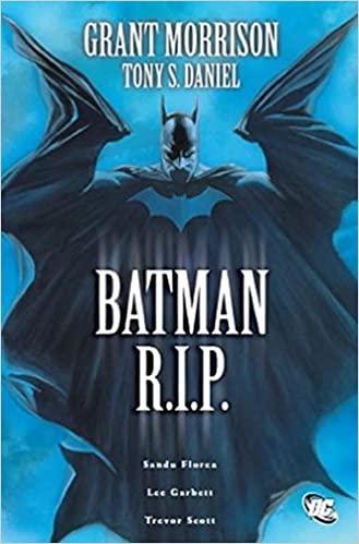 Batman: R.I.P by Grant Morrison, Tony S. Daniel
