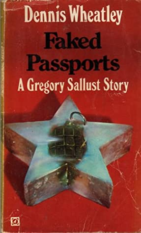 Faked Passports by Dennis Wheatley