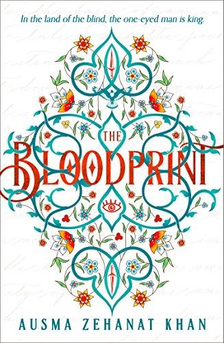 The Bloodprint by Ausma Khan