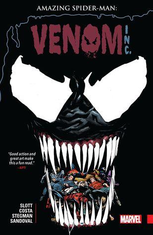Amazing Spider-Man: Venom Inc. by Gerardo Sandoval, Dan Slott, Ryan Stegman, Mike Costa
