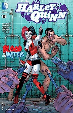 Harley Quinn (2013- ) #23 by Chad Hardin, Jimmy Palmiotti, Amanda Conner