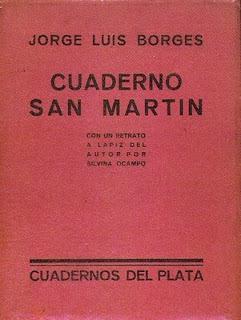 Cuaderno San Martín by Silvina Ocampo, Jorge Luis Borges