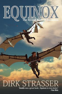 Equinox: The Second Book of Ascension by Dirk Strasser