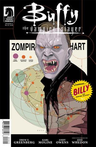 Buffy the Vampire Slayer: Billy the Vampire Slayer, Part 2 by Drew Z. Greenberg, Karl Moline, Jane Espenson, Joss Whedon
